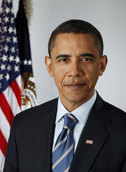 """""""Official Portrait of Barack Obama"""""""