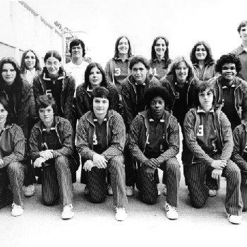 First Female Basketball Team