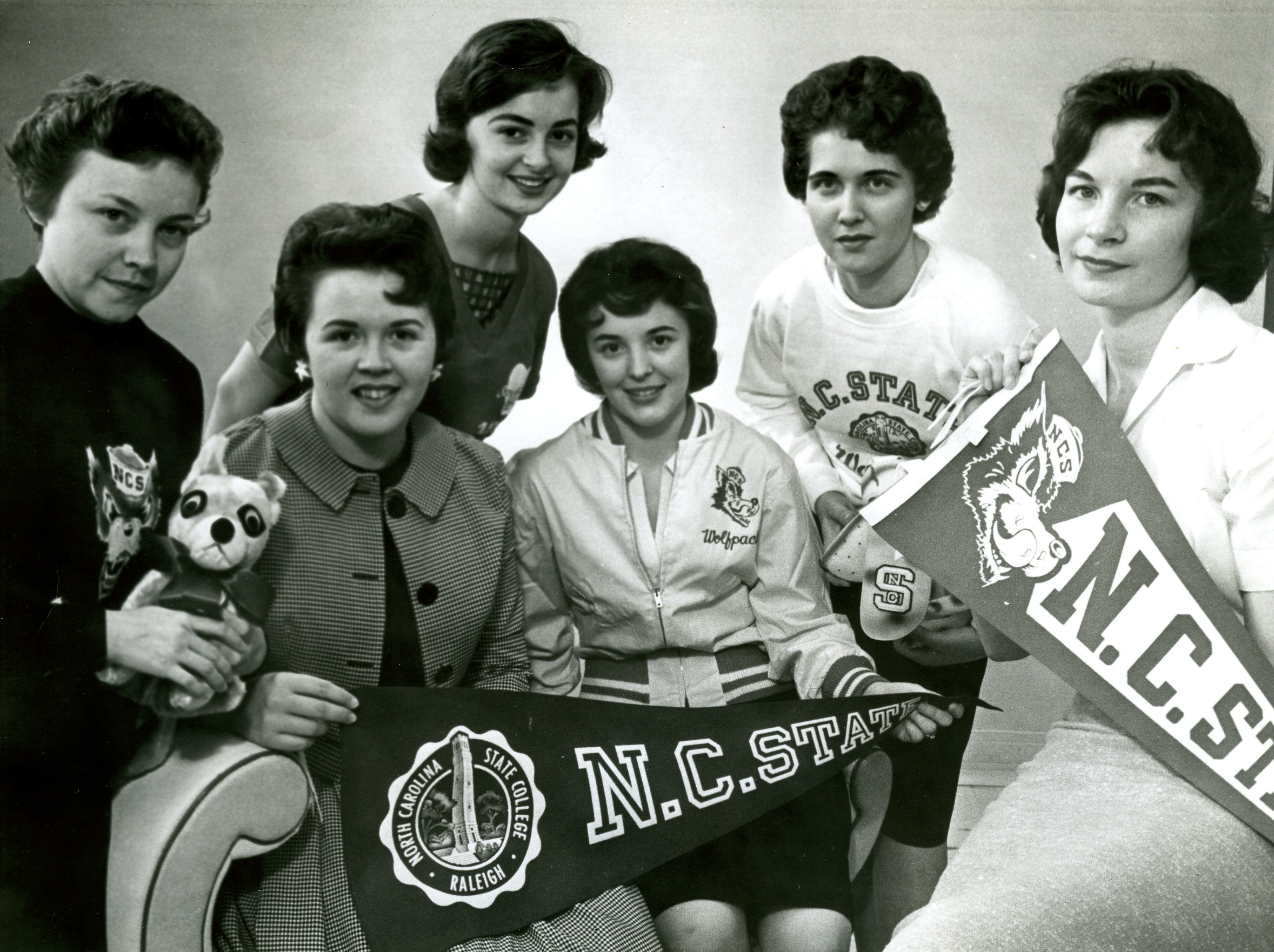 State's Mates Officers Representing the Pack, ca. 1961-1962