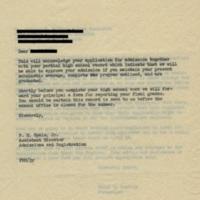 Dr. Frank H. Spain to [Name Redacted], Februrary 15, 1956.jpg