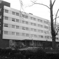 Raleigh YMCA Building, 1960