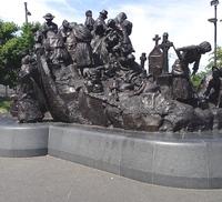 The Irish Memorial: Leacht Cuimhneachain Na Ngael
