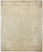 The Declaration of Indepedence