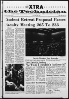 Faculty Pass Peace Proposal, 1970